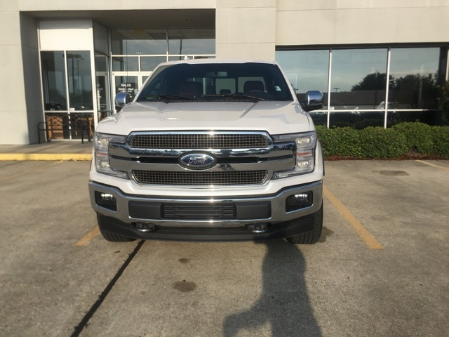 2018 F-150 SuperCrew Cab 4x4,  Pickup #L02204 - photo 4