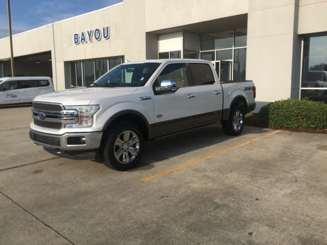 2018 F-150 SuperCrew Cab 4x4,  Pickup #L02204 - photo 1