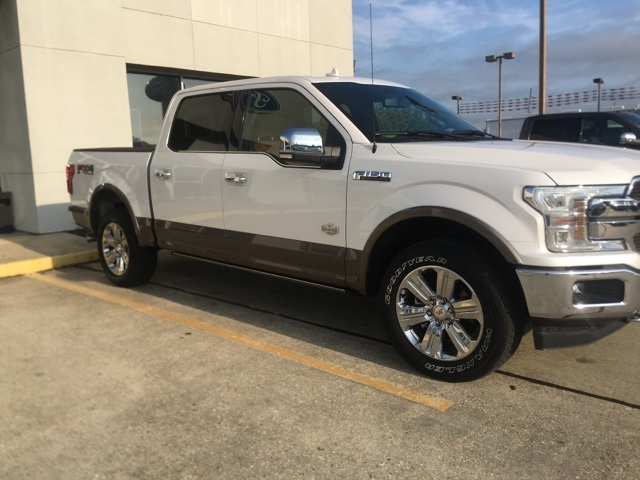 2018 F-150 SuperCrew Cab 4x4,  Pickup #L02204 - photo 9