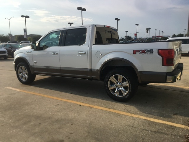 2018 F-150 SuperCrew Cab 4x4,  Pickup #L02204 - photo 2