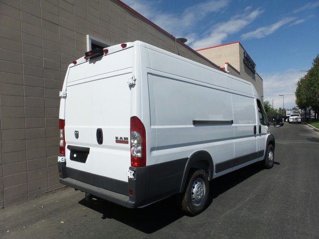 2018 ProMaster 3500 High Roof FWD,  Empty Cargo Van #R121322 - photo 2