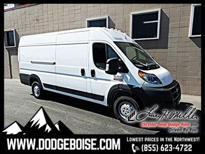 2018 ProMaster 3500 High Roof FWD,  Empty Cargo Van #R121322 - photo 1