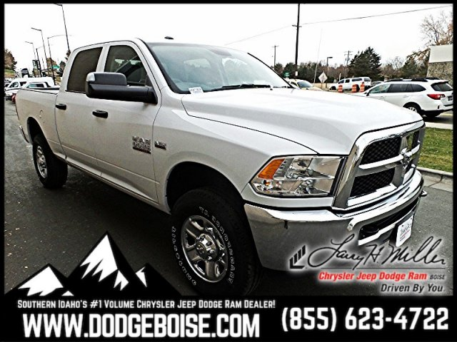 2018 Ram 3500 Crew Cab 4x4,  Pickup #R267406 - photo 1