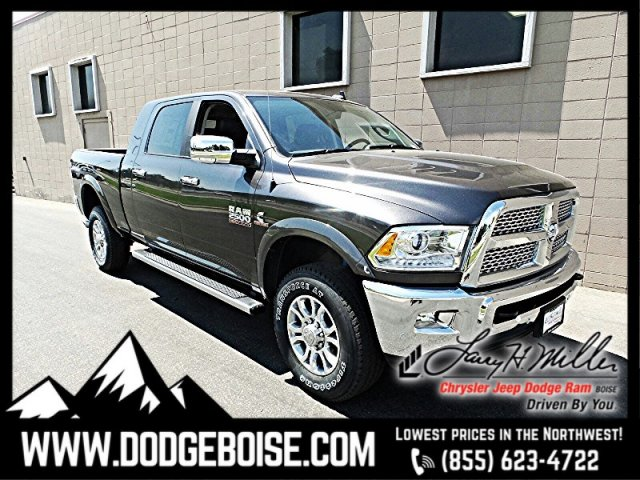 2018 Ram 2500 Mega Cab 4x4,  Pickup #R288428 - photo 1