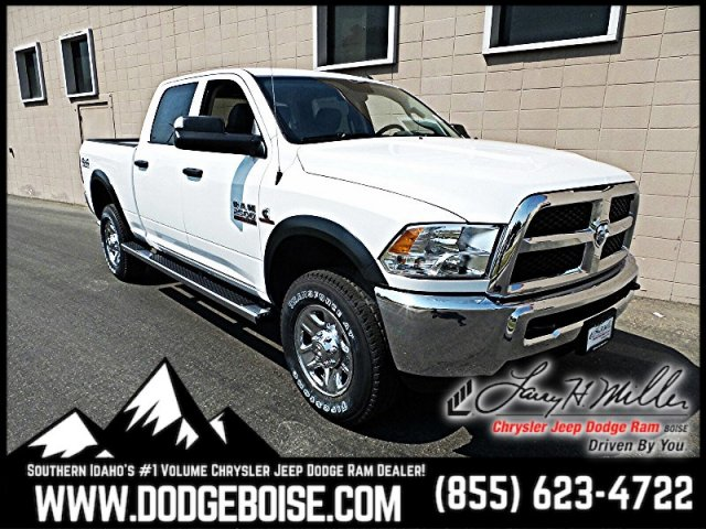 2018 Ram 2500 Crew Cab 4x4,  Pickup #R303373 - photo 1