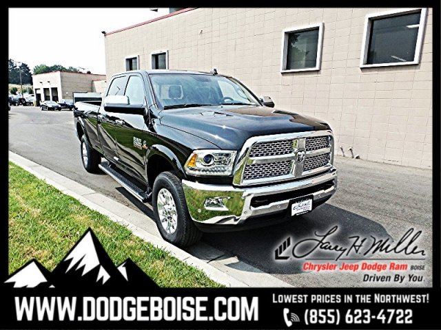2018 Ram 2500 Crew Cab 4x4,  Pickup #R303388 - photo 1