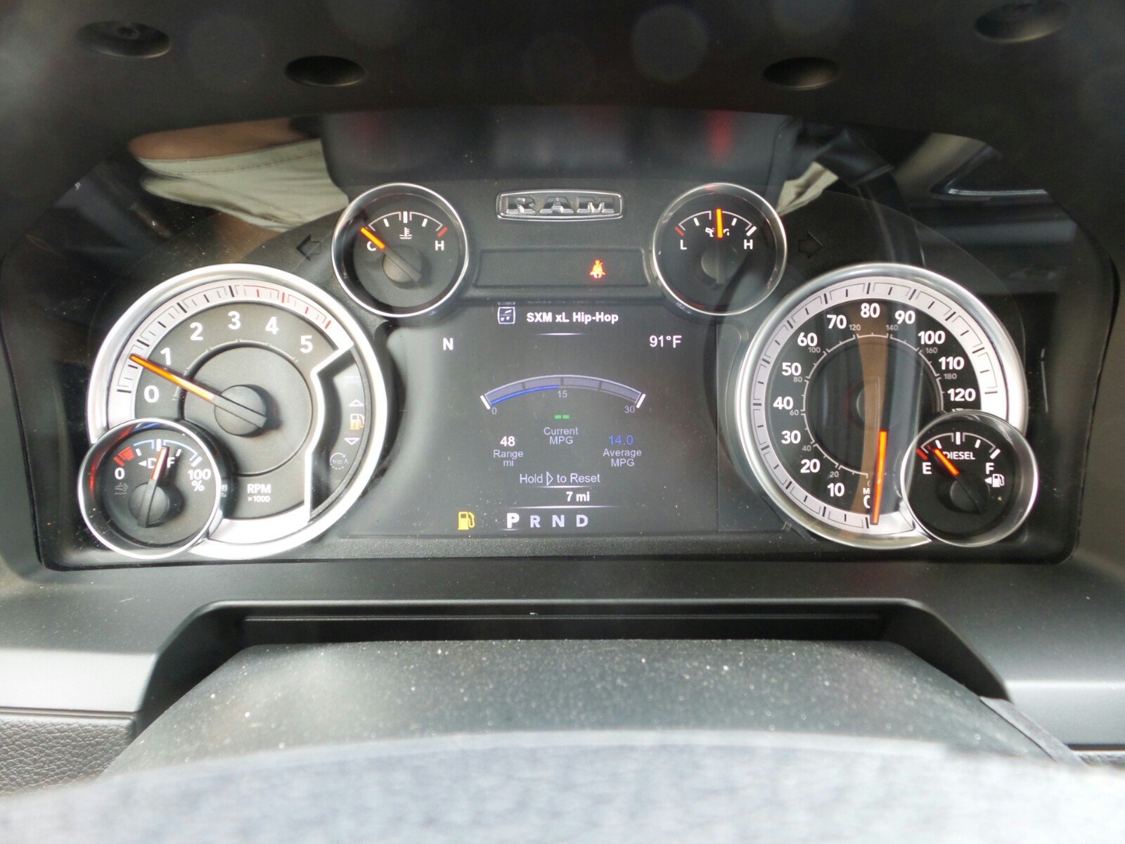 2018 Ram 2500 Crew Cab 4x4,  Pickup #R303388 - photo 19