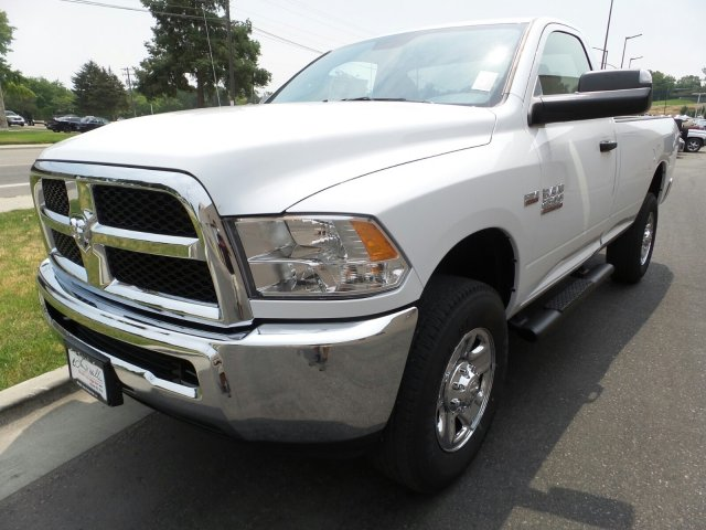 2018 Ram 2500 Regular Cab 4x4,  Pickup #R307949 - photo 7