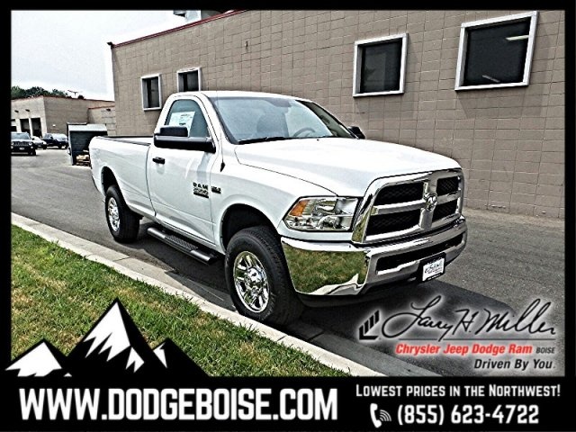 2018 Ram 2500 Regular Cab 4x4,  Pickup #R307949 - photo 22