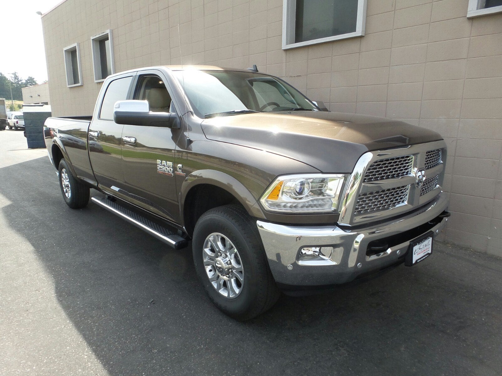2018 Ram 2500 Crew Cab 4x4,  Pickup #R328773 - photo 4