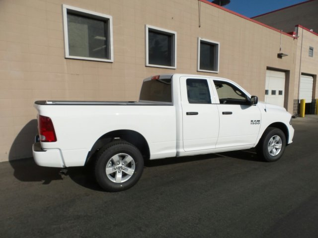 2018 Ram 1500 Quad Cab 4x4,  Pickup #R342536 - photo 4
