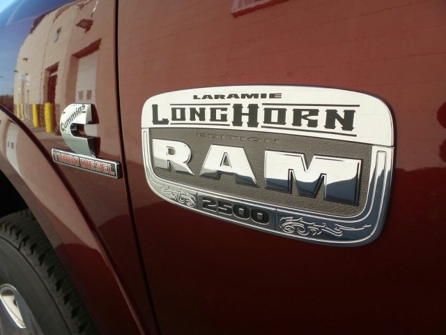 2018 Ram 2500 Mega Cab 4x4,  Pickup #R345717 - photo 8