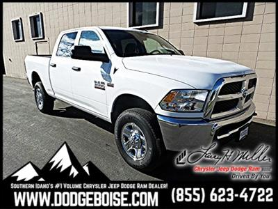2018 Ram 2500 Crew Cab 4x4,  Pickup #R359022 - photo 1