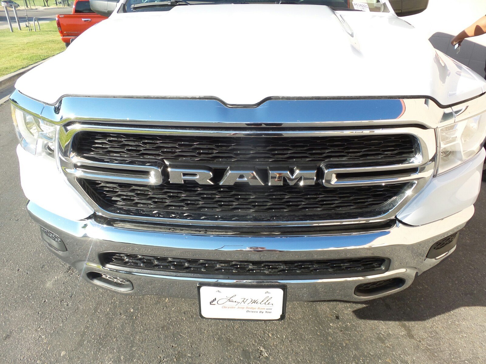 2019 Ram 1500 Quad Cab 4x4,  Pickup #R534221 - photo 9