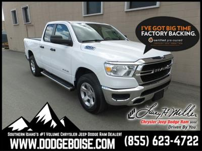 2019 Ram 1500 Quad Cab 4x4,  Pickup #R534221 - photo 1
