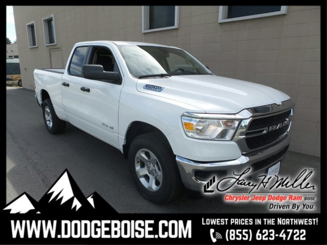 2019 Ram 1500 Quad Cab 4x4,  Pickup #R537409 - photo 1