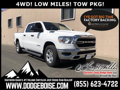 2019 Ram 1500 Crew Cab 4x4,  Pickup #R554184 - photo 1