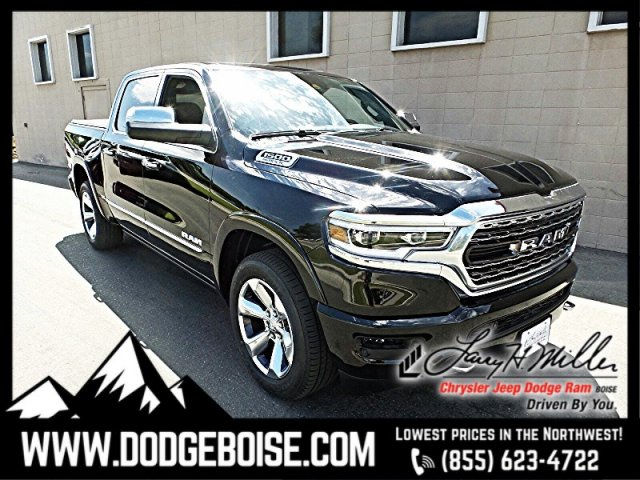 2019 Ram 1500 Crew Cab 4x4,  Pickup #R556940 - photo 1