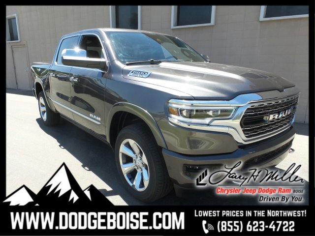 2019 Ram 1500 Crew Cab 4x4,  Pickup #R572814 - photo 1