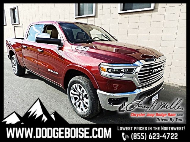 2019 Ram 1500 Crew Cab 4x4,  Pickup #R640013 - photo 1