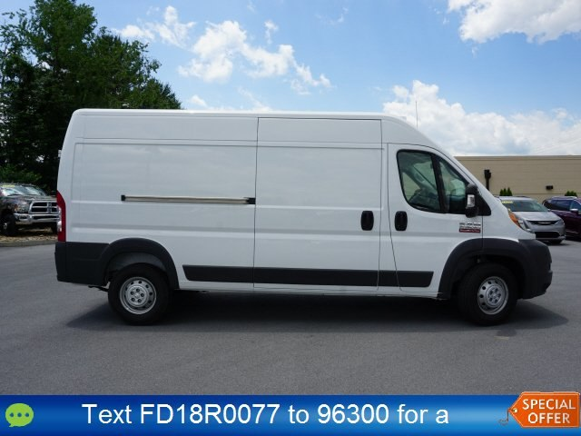 2018 ProMaster 2500 High Roof FWD,  Empty Cargo Van #18R0077 - photo 3