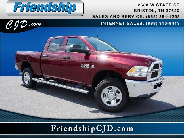 2018 Ram 2500 Crew Cab 4x4,  Pickup #18R0132 - photo 1