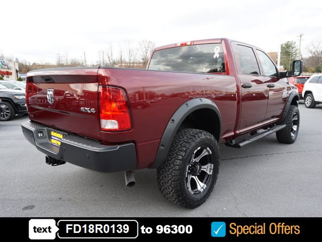 2018 Ram 2500 Crew Cab 4x4,  Pickup #18R0139 - photo 2
