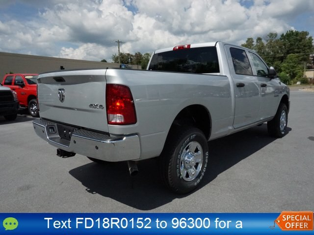 2018 Ram 2500 Crew Cab 4x4,  Pickup #18R0152 - photo 2