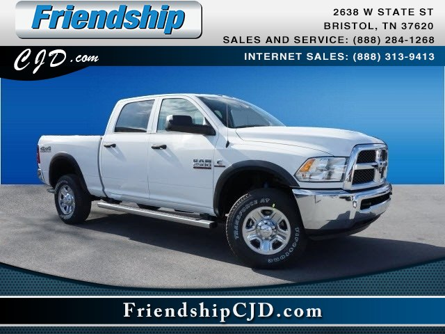 2018 Ram 2500 Crew Cab 4x4,  Pickup #18R0189 - photo 1