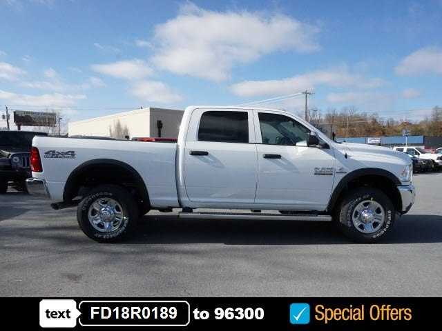 2018 Ram 2500 Crew Cab 4x4,  Pickup #18R0189 - photo 4