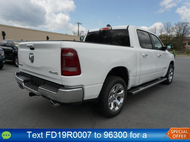 2019 Ram 1500 Crew Cab 4x4,  Pickup #19R0007 - photo 2