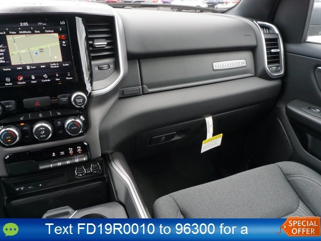 2019 Ram 1500 Crew Cab 4x4,  Pickup #19R0010 - photo 7