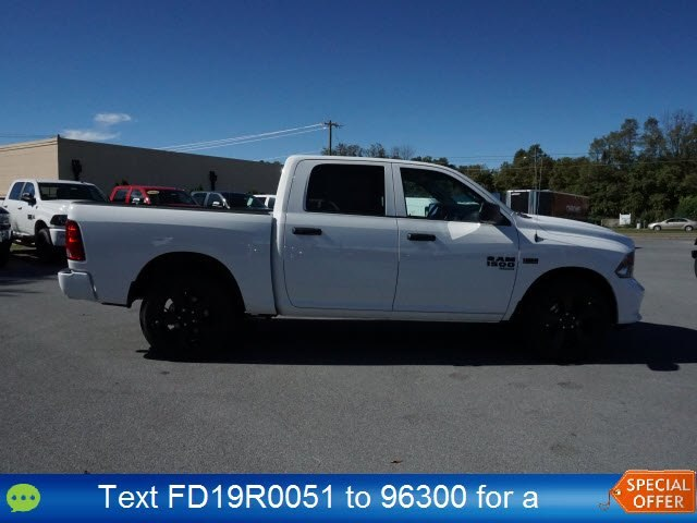 2019 Ram 1500 Crew Cab 4x4,  Pickup #19R0051 - photo 3