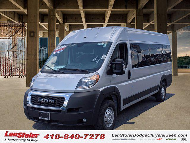 2021 ProMaster 3500 Extended High Roof FWD,  Empty Cargo Van #JD7984 - photo 1