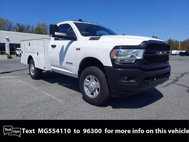 2021 Ram 3500 Regular Cab 4x4,  Warner Truck Bodies Select Pro Service Body #1451070 - photo 1