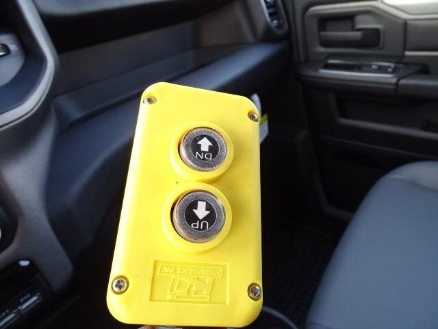 2020 Ram 3500 Regular Cab DRW 4x4, Duramag Dump Body #R2717 - photo 15