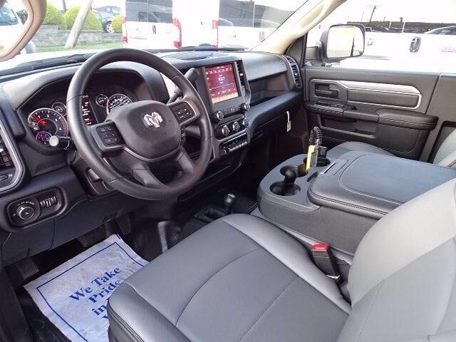 2020 Ram 3500 Regular Cab DRW 4x4, Duramag Dump Body #R2717 - photo 9
