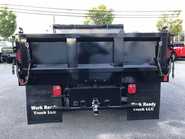 2020 Ram 5500 Regular Cab DRW 4x4,  Default SH Truck Bodies Dump Body #R2753 - photo 3