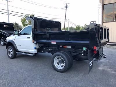 2020 Ram 5500 Regular Cab DRW 4x4,  Default SH Truck Bodies Dump Body #R2753 - photo 4