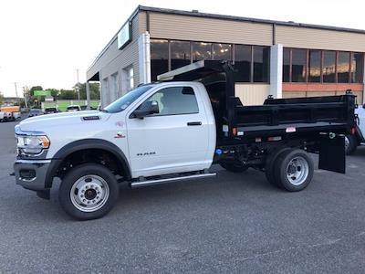 2020 Ram 5500 Regular Cab DRW 4x4,  Default SH Truck Bodies Dump Body #R2753 - photo 6
