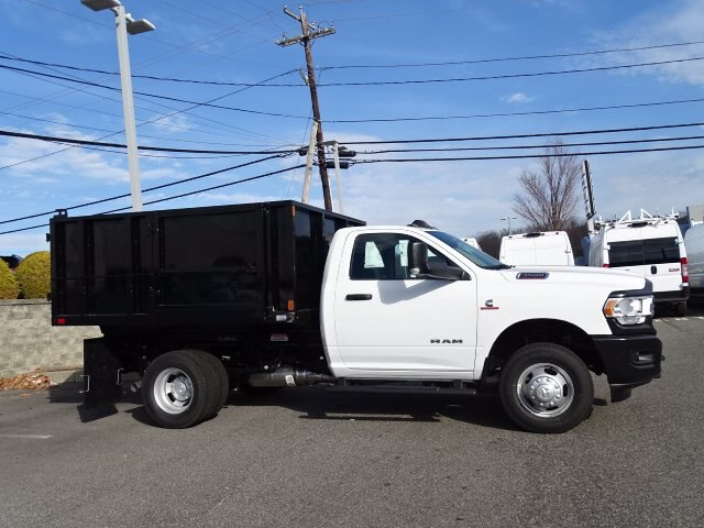 2020 Ram 3500 Regular Cab DRW 4x4, SH Truck Bodies Landscape Dump #R2809 - photo 3