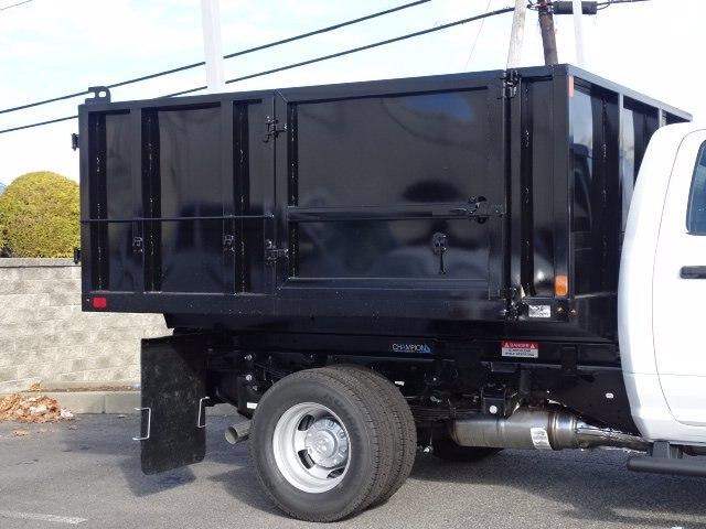 2020 Ram 3500 Regular Cab DRW 4x4, SH Truck Bodies Landscape Dump #R2809 - photo 4