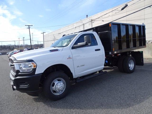 2020 Ram 3500 Regular Cab DRW 4x4, SH Truck Bodies Landscape Dump #R2809 - photo 7