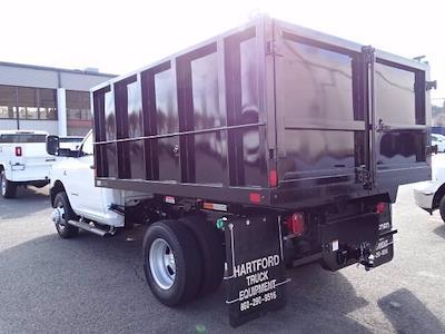 2020 Ram 3500 Regular Cab DRW 4x4, SH Truck Bodies Landscape Dump #R2809 - photo 6