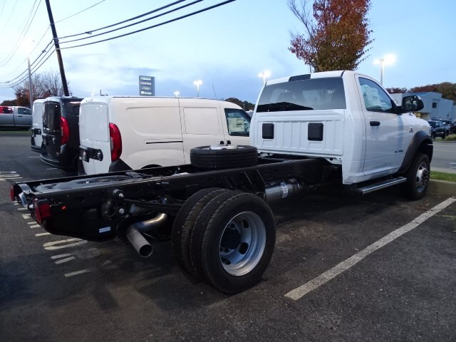 2020 Ram 5500 Regular Cab DRW 4x4, Cab Chassis #R2848 - photo 2