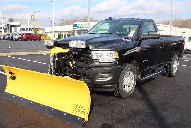 2020 Ram 2500 Regular Cab 4x4, Fisher Pickup #R3007 - photo 3