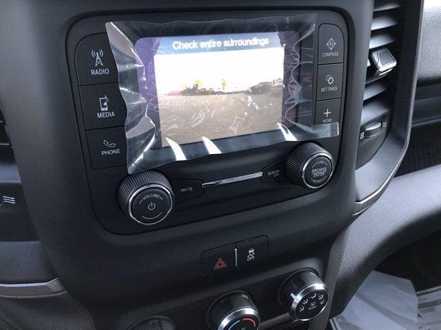 2021 Ram 5500 Regular Cab DRW 4x4,  Default SH Truck Bodies Platform Body #R3694 - photo 11