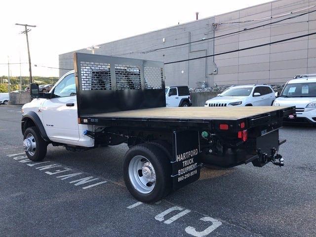 2021 Ram 5500 Regular Cab DRW 4x4,  Default SH Truck Bodies Platform Body #R3694 - photo 3