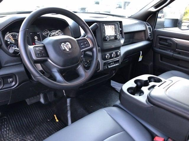 2021 Ram 5500 Regular Cab DRW 4x4,  Default SH Truck Bodies Platform Body #R3694 - photo 7