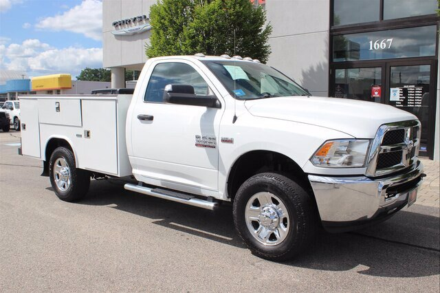 2018 Ram 3500 Regular Cab 4x4, Service Body #RU468 - photo 1